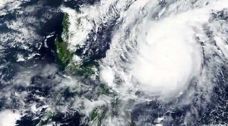 World news in Bengali: World's strongest storm in 2020 makes landfall in the Philippines | Sangbad Pratidin