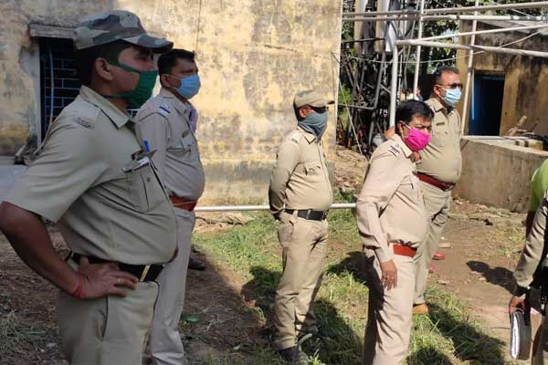 Gas leak in a cold storage in Purba Bardhaman district