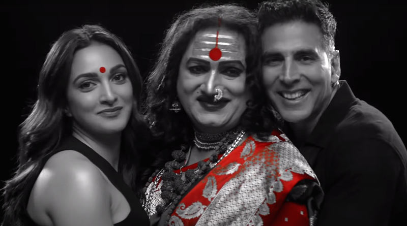 Bengali News of Laxmii: Akshay Kumar, Kiara Advani extend their support to the third gender community through new video   Sangbad Pratidin