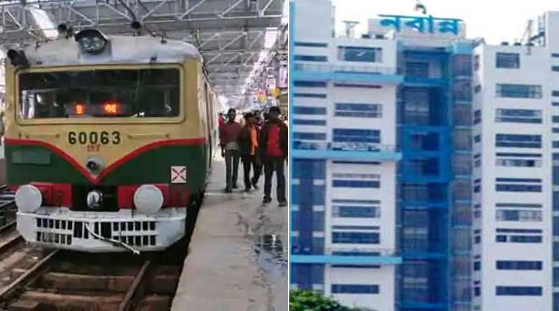 Corona Virus: Local train service shall remain closed upto 30 July | Sangbad Pratidin