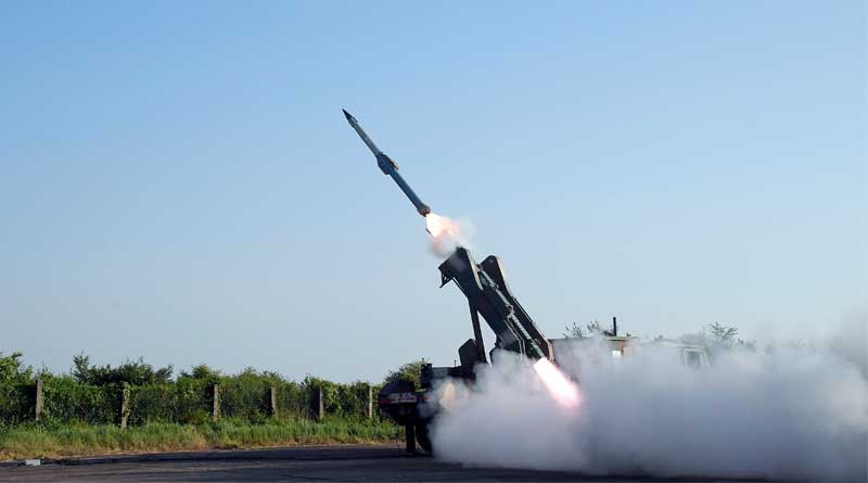 Bengali news: India's Deadly Quick Reaction Missile Strikes Target In Seconds   Sangbad Pratidin