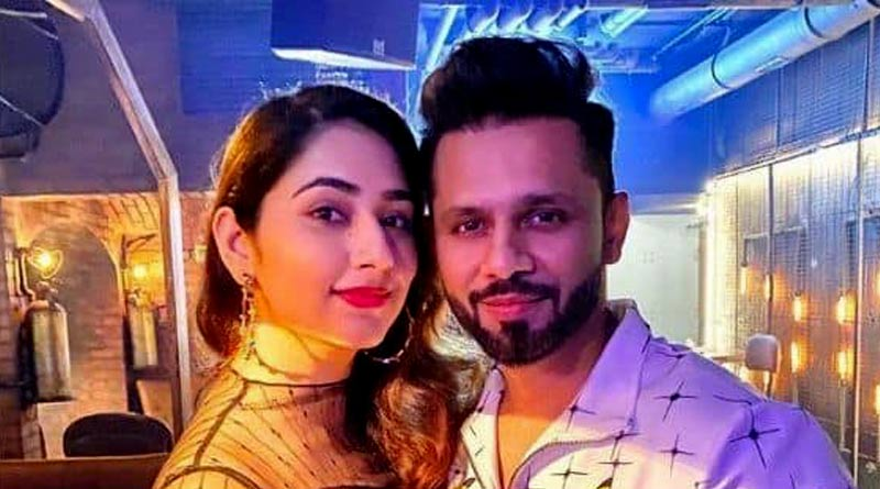 Bangla News of Bigg Boss 14: Netizens are thrilled after Rahul Vaidya's asked Disha Parmar to marry him| Sangbad Pratidin