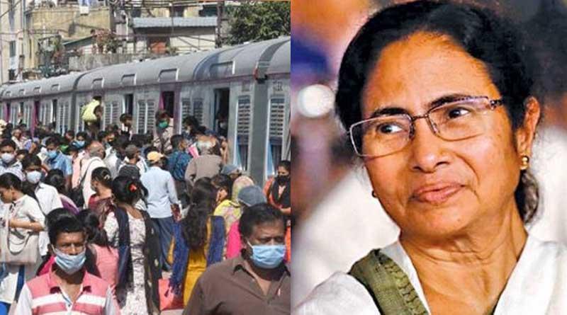 Train services will not resume for now: Bengal CM Mamata Banerjee | Sangbad Pratidin