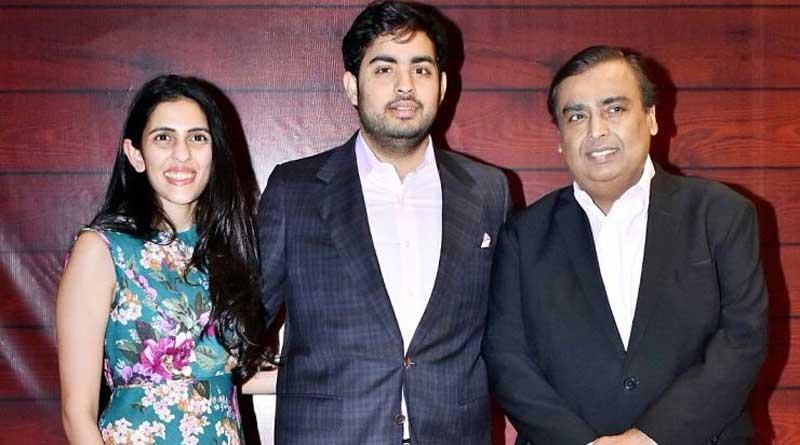 Akash Ambani and Shloka Mehta welcome a baby boy | Sangbad Pratidin