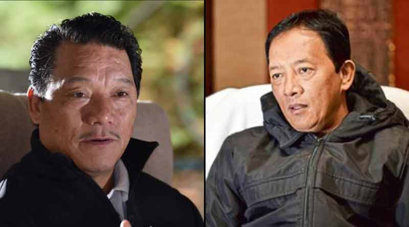 On the same day, Tamang and Gurung held a public meeting in North Bengal | Sangbad Pratidin