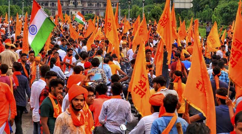 Bengali news: Bajrang Dal's warning to Hindus in Assam: 'Will beat up those celebrating Christmas' | Sangbad Pratidin