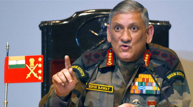India will win future wars with indigenous weapons, says CDS Rawat । Sangbad Pratidin