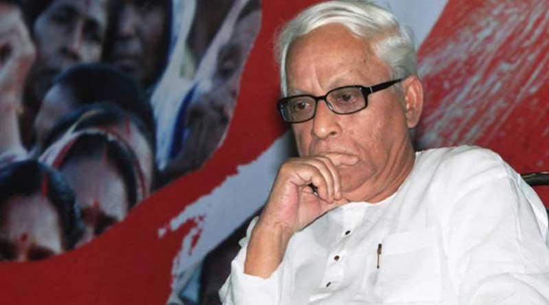 Former Bengal chief minister Buddhadeb Bhattacharya, COVID-19 positive patient taken ill | Sangbad Pratidin