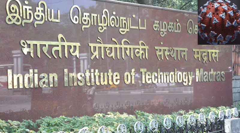 IIT-Madras shuts down for coronavirus within one week of reopening| Sangbad Pratidin