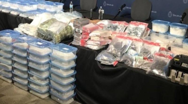 Drugs worth Rs 2.5 billion from Chinese-controlled Gwadar seized in Sri Lanka । Sangbad Pratidin