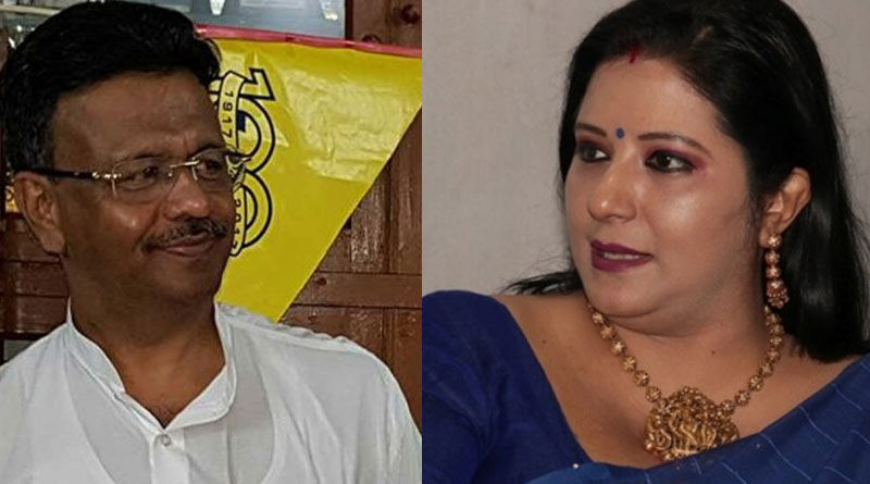 Baisakhi Banerjee files suite against Firhad Hakim on his controversial comment towards her  Sangbad Pratidin