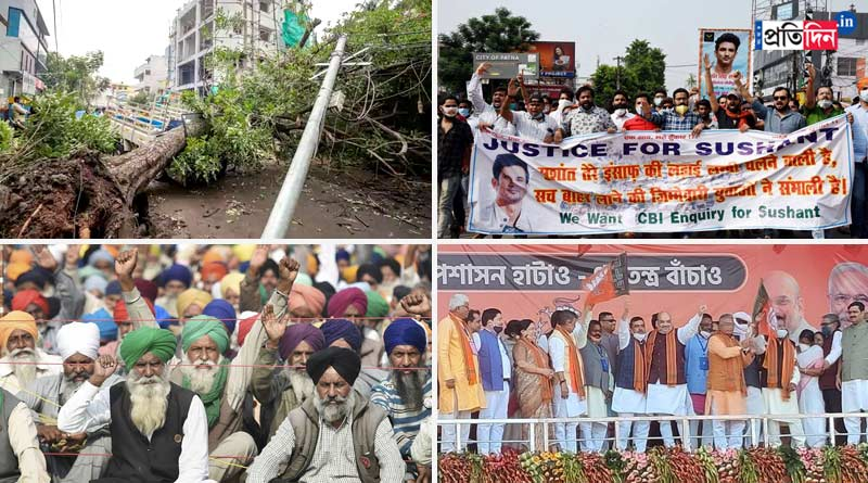 News that overwhelmed Corona in 2020 | Sangbad Pratidin