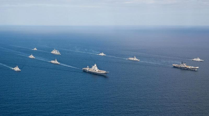 120 warships deployed in Indian Ocean Region:CDS Bipin Rawat । Sangbad Pratidin