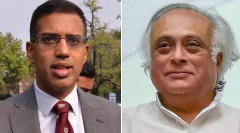 Congress leader Jairam Ramesh issues apology to NSA Ajit Doval's son । Sangbad Pratidin