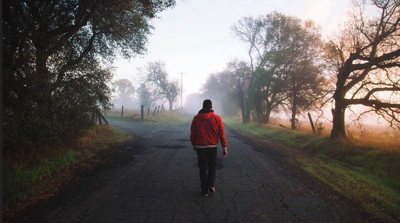 Coronavirus Italy: Man walks 450km after lockdown row with wife। Sangbad Pratidin