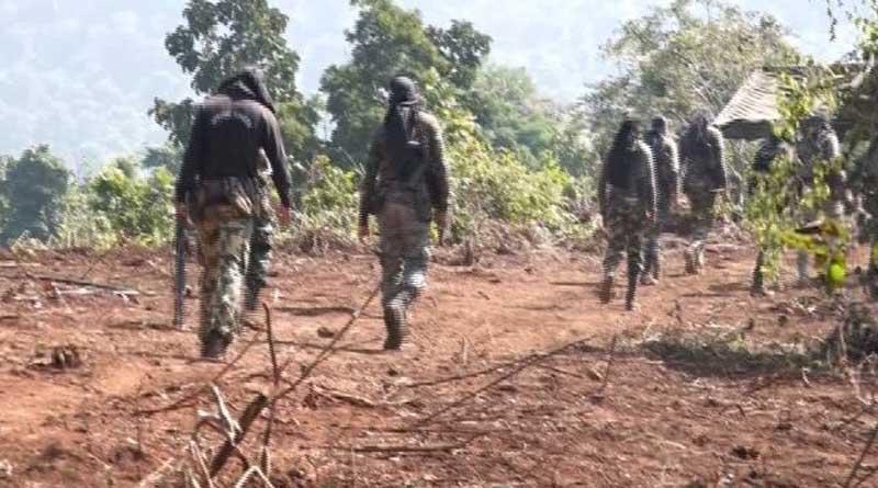 2 Maoists gunned down in Malkangiri, huge cache of explosives seized | Sangbad Pratidin