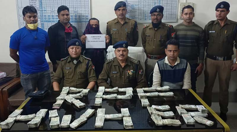Bengali news: RPF arrest young man from Bihar with 24 lacs cash at Howrah station | Sangbad Pratidin