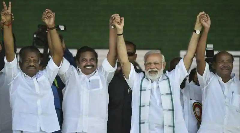 Tamil Nadu BJP chief says that alliance with AIADMK strong   Sangbad Pratidin