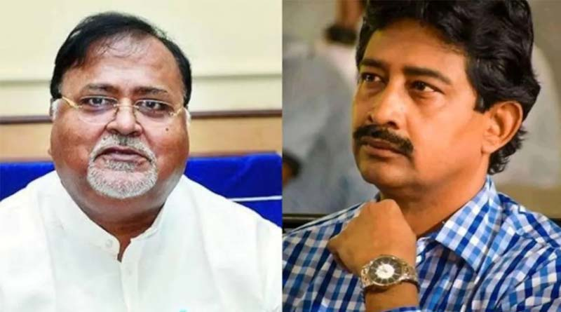 Forest State minister Rajib Bannerjee meets with minister Partha Chatterjee over TMC rift | Sangbad Pratidin