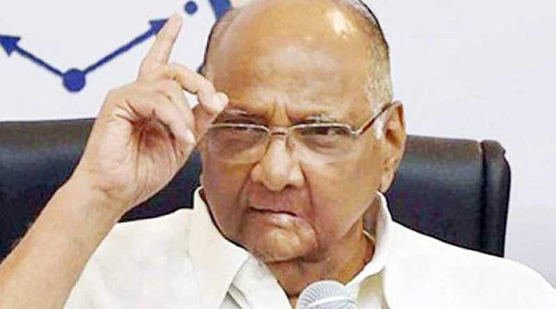 Sharad Pawar's NCP took a dig at BJP and said the ruling NDA will soon