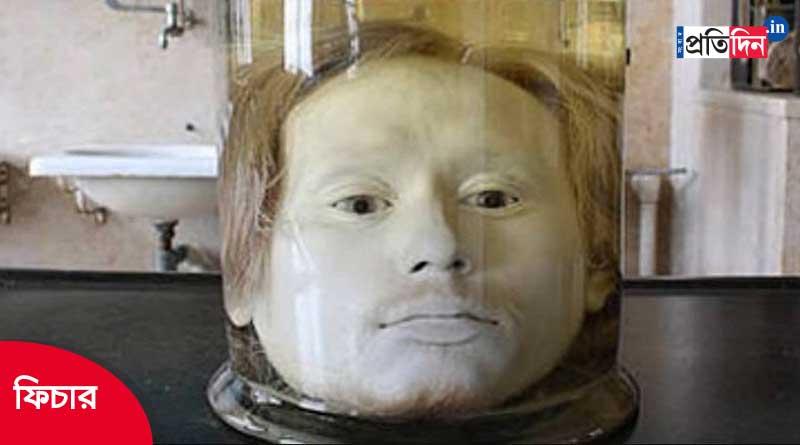 Story of a serial killer's 179 year old head in a jar | Sangbad Pratidin