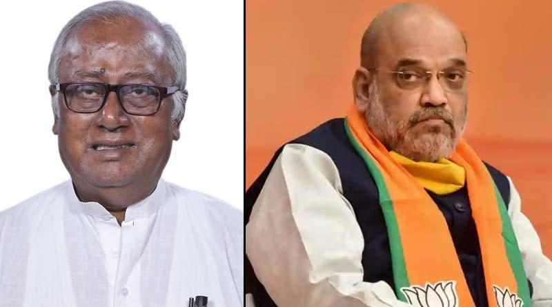TMC leader Saugata Roy slams Union Home Minister Amit Shah ।Sangbad Pratidin