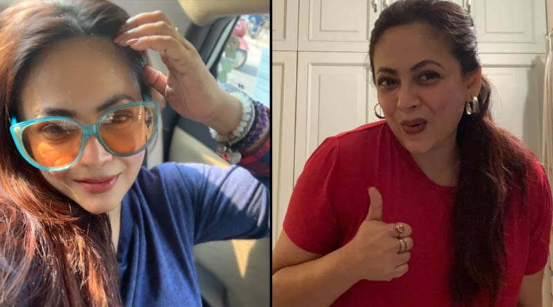 Actress Sreelekha Mitra finds lover in social media!।Sangbad Pratidin