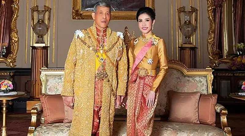 Royal rivalry stumbles out of Thailand closet after nude photos leak from imperial household   Sangbad Pratidin