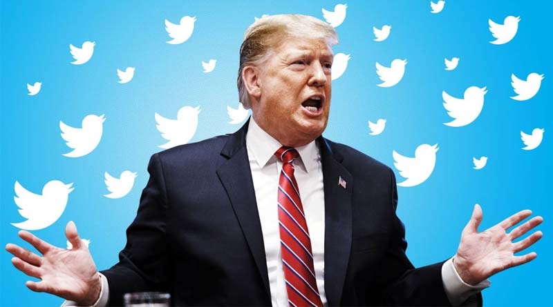 Bengali news: Twitter briefly restricts President Trump's disputed election tweets | Sangbad Pratidin