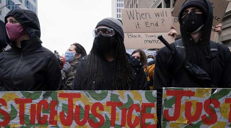 Police killing of unarmed black man ignites fresh outrage in US | Sangbad Pratidin