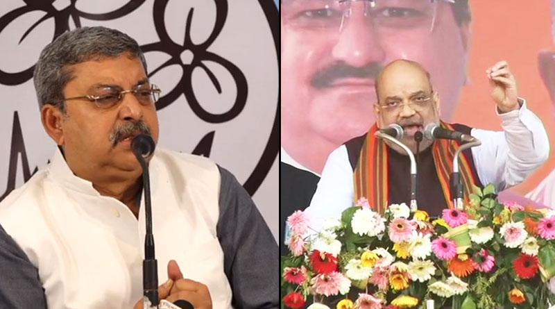 Kalyan Banerjee replies to Home minister Amit Shah on next CM issue | Sangbad Pratidin