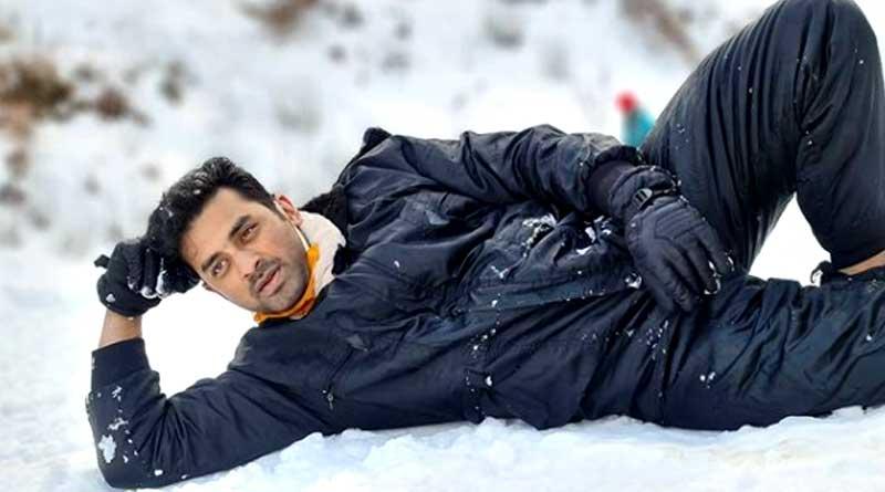 Ankush Hazra shows vacation swag in Himachal Pradesh with girlfriend Oindrila Sen | Sangbad Pratidin