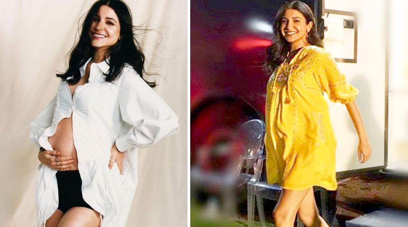 Anushka Sharma flaunts her baby bump on fashion magazine's cover | Sangbad Pratidin