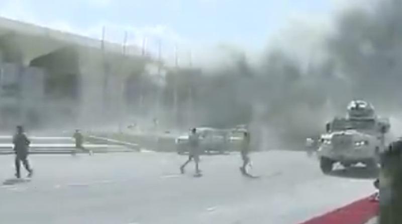 Yemen: 13 dead, dozens injured in blast and gunfire at Aden airport।