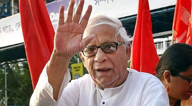 Former West Bengal CM Buddhadeb Bhattacharya released from Hospital | Sangbad Pratidin