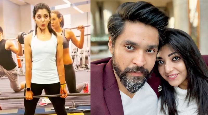 Entertainment News: Just before Marriage with Gourab Chatterjee actress Devlina Kumar heads to her gym   Sangbad Pratidin
