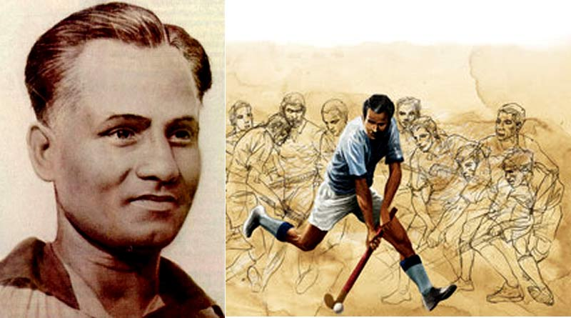 Biopic on hockey legend Dhyan Chand officially announced, will hit theatres in 2022| Sangbad Pratidin