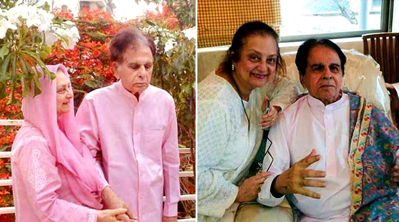 Dilip Kumar is 'not too well', Saira Banu asked fans to pray for the veteran actor  Sangbad Pratidin