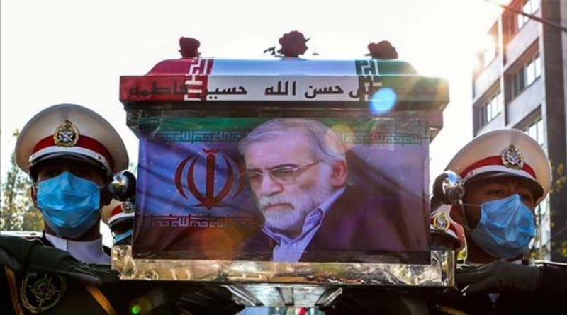 Satellite controlled gun used to kill Iran nuclear scientist | Sangbad Pratidin