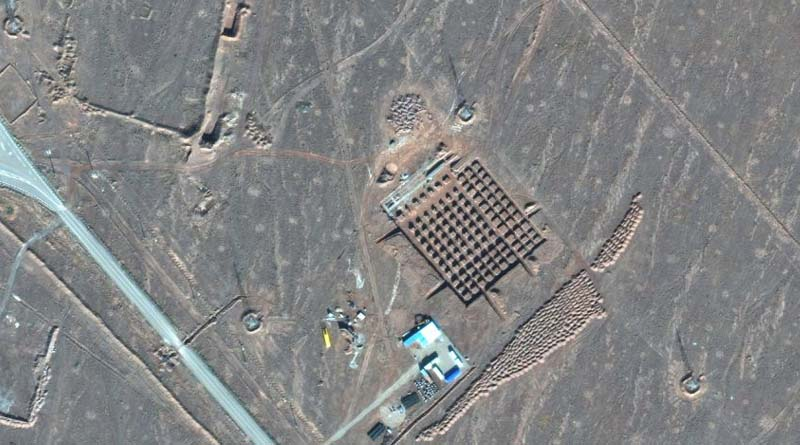 Amid tensions with US, Iran begins construction at underground nuclear facility at Fordo | Sangbad Pratidin