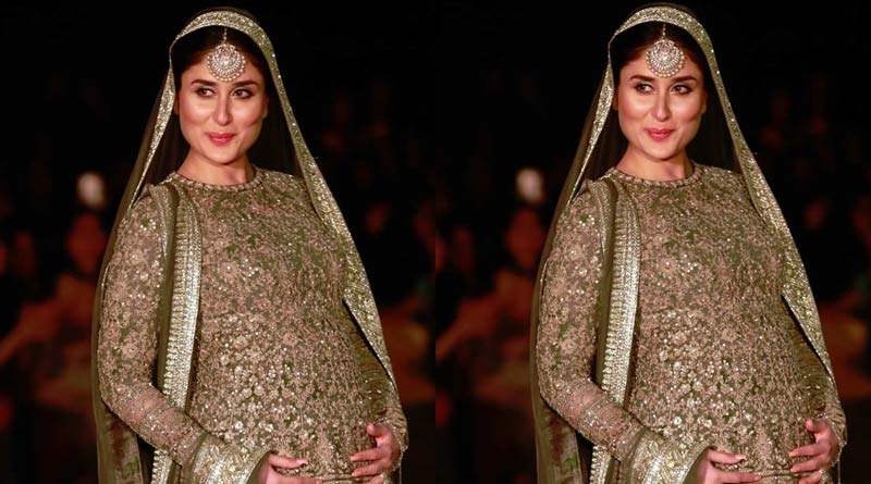 Pregnant Kareena Kapoor shows her baby bump in latest Instagram picture | Sangbad Pratidin