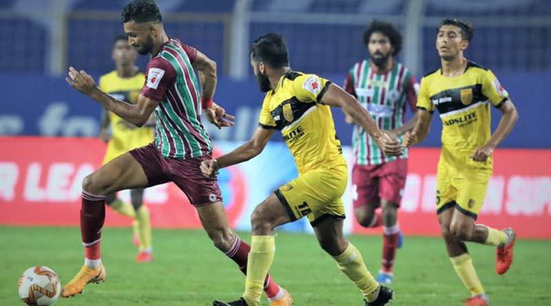 ISL 2020: ATK Mohunbagan vs Hyderabad FC match report | Sangbad Pratidin