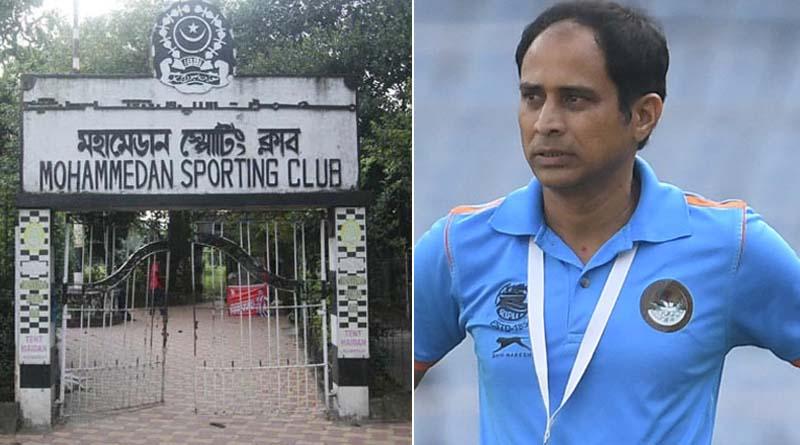 Mohammedan SC appoints Shankarlal Chakraborty as their Technical Director   Sangbad Pratidin