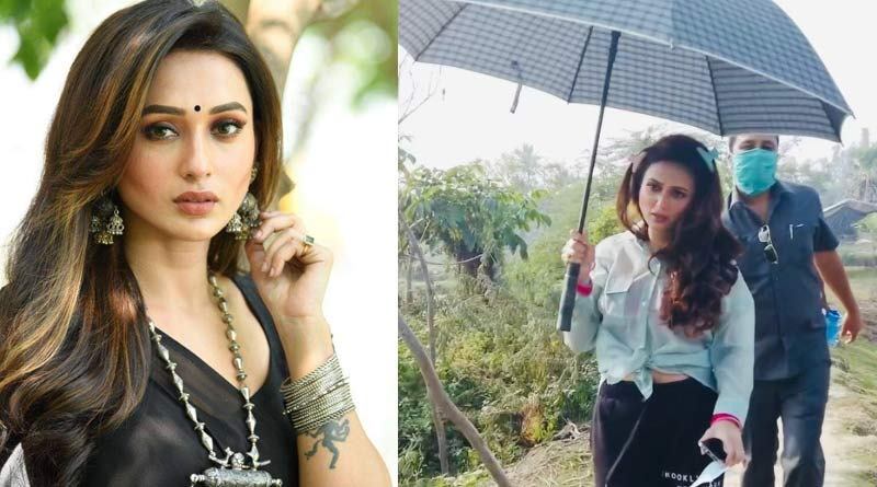 Mimi Chakraborty asked fans to solve mystery of her video, announces reward for correct answers| Sangbad Pratidin