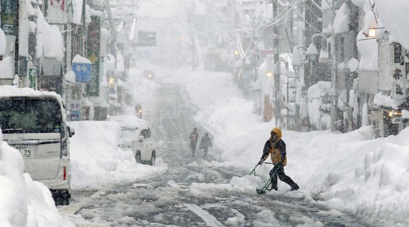 snowfall-in-Japan