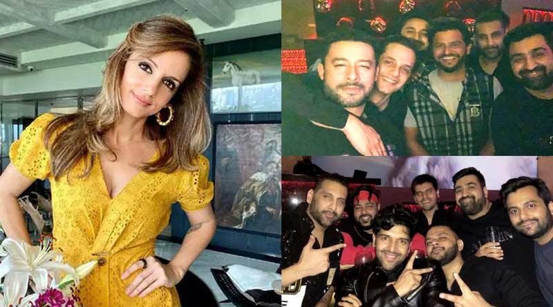 Hrithik Roshan's ex-wife Sussanne Khan denied reports of her arrest for violating Covid-19 protocols at Mumbai Nightclub   Sangbad Pratidin