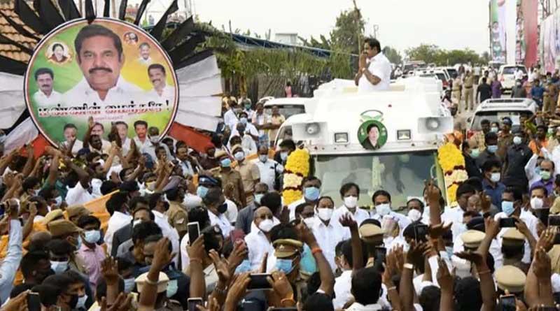 Tamil Nadu Election: AIADMK sends Terse Message To BJP   Sangbad Pratidin