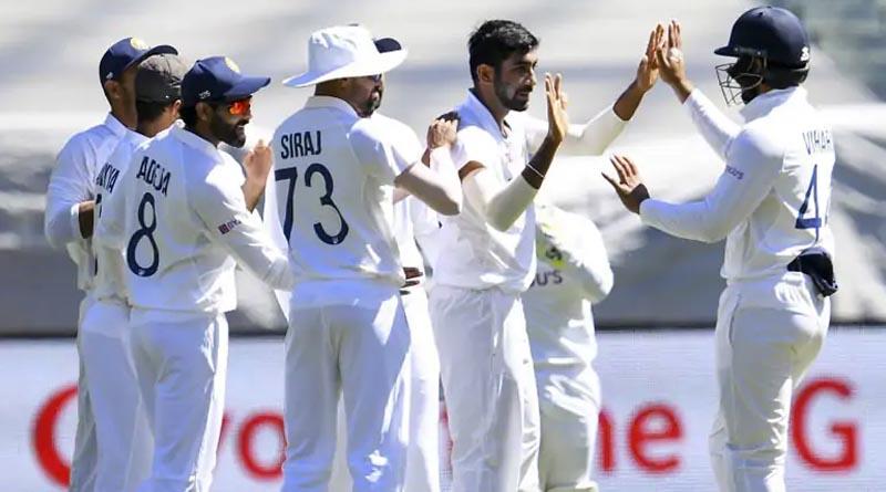 India vs Australia 2nd test: India dominates first day of boxing day test   Sangbad Pratidin