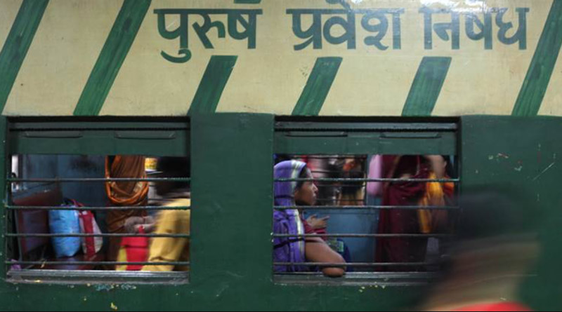 Railways apprehend 27 lakh people for travelling without ticket during corona period | Sangbad Pratidin