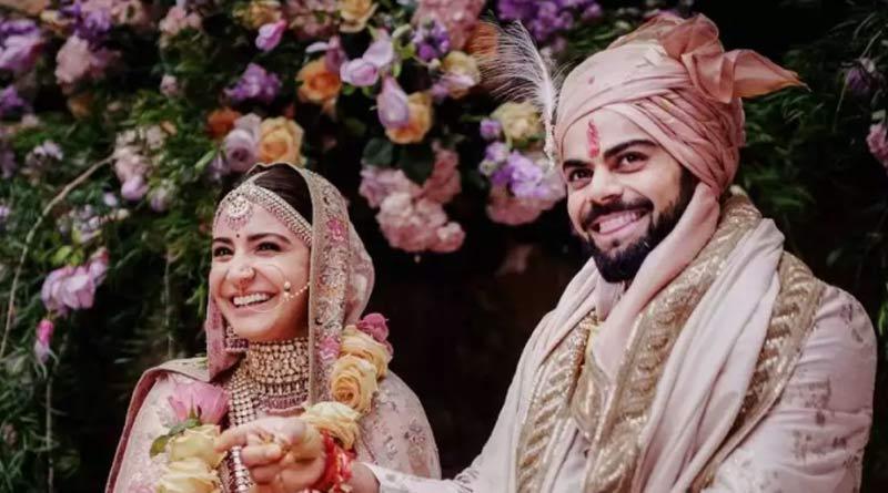 Anushka Sharma has a special message for Virat Kohli on 3 year anniversary| Sangbad Pratidin